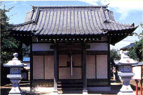 川妻一色神社の紹介