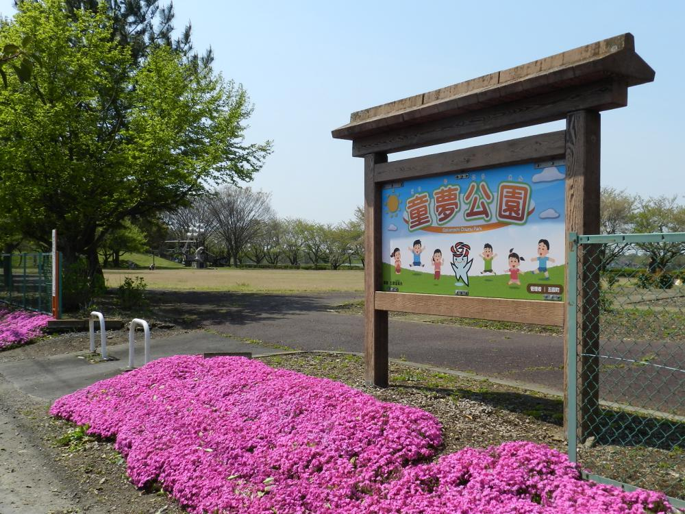童夢公園の紹介