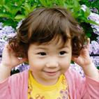 沙南(さな) ちゃんの写真