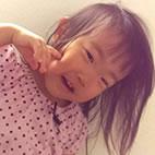 咲来(さくら)ちゃんの写真
