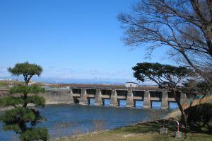 『関宿水閘門写真』の画像
