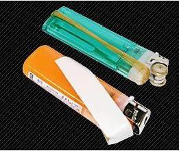 ライターのガス抜き方法2