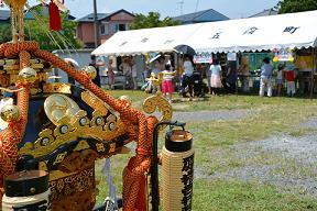 原宿台夏祭り(お神輿)