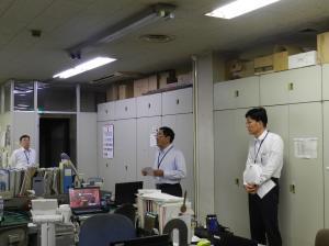 朝礼H26.9.1