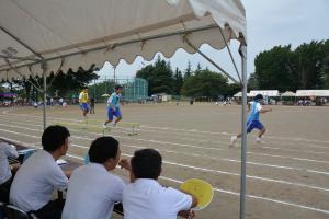 H26.9.6五霞中学校体育祭