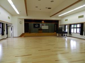 『ふれあいセンター(ホール)』の画像