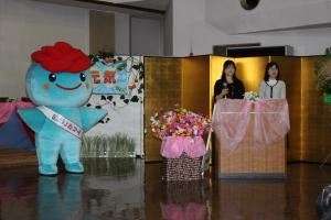 H26 文化祭開会式文化祭