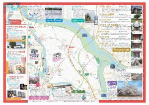 五霞町観光マップ(2)