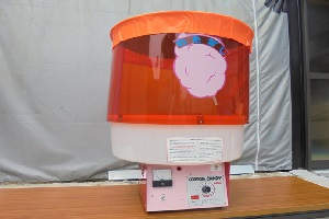 H28宝くじ助成綿菓子機