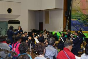 H28文化祭吹奏楽