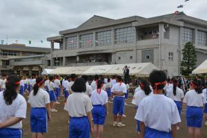 『H29五霞中体育祭』の画像