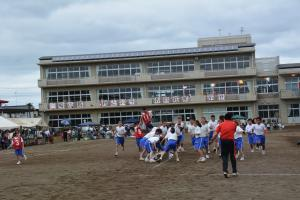 H29五霞中体育祭