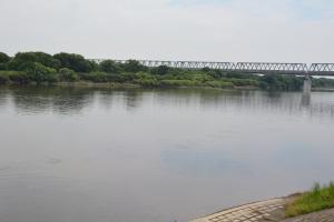 7月3日の利根川の状況