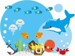 『児イラスト 海』の画像