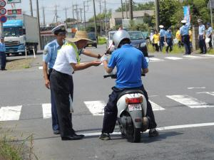 『H29交通事故防止キャンペーン1』の画像