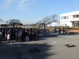 『H29五霞町防災の日集合』の画像
