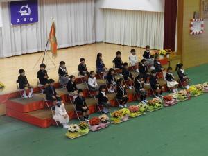 『H30西小入学式』の画像