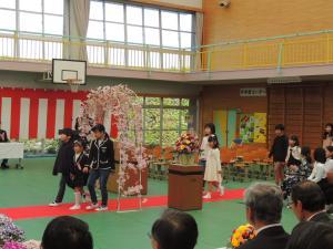 『H30東小入学式』の画像