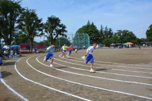 『H30中学校体育祭個人走』の画像