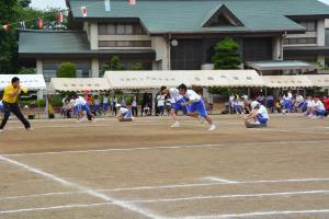 『H30中学校体育祭団体競技』の画像