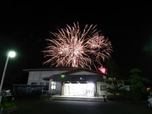 『H30.5.26ホタルを見に行こう花火』の画像