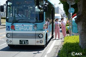 H30ロケ「ごかりん号」