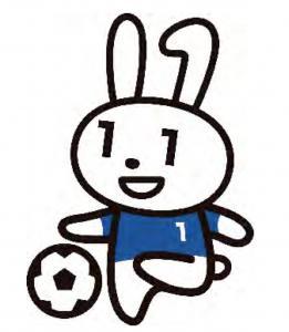 マイナちゃん47サッカー