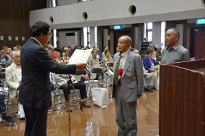 『H30高齢者福祉大会表彰』の画像