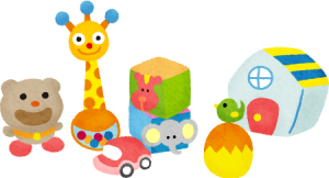 イラストおもちゃ(2)