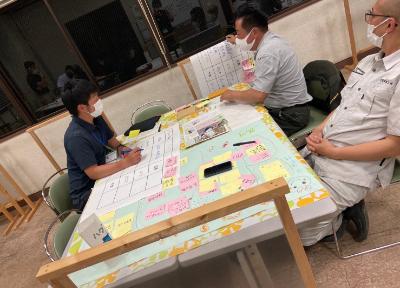 ふれあい祭り第2回会議3