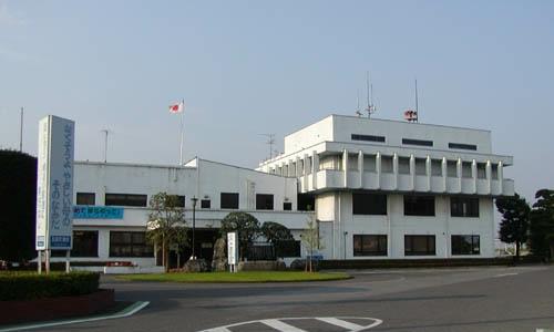 施設:五霞町役場